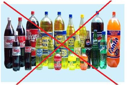 Lo peor para calmar la sed: beber gaseosas - LA PR1MERA
